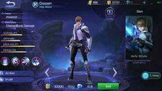 Guide Gossen Mobile Legend, Skill, Build, Ability, Hingga Tips Menggunakannya Game Mobile, Alucard Mobile Legends, The Legend Of Heroes, App Hack, Dragon City, Exciting News, Bang Bang, Call Of Duty, Yahoo Images