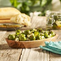 Papa's Spicy Marinated Olives in 15 minutes
