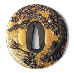 58 Japanese Tsuba Designs | Takumi Warrior
