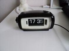 Zegar Klapkowy Flip Clock, Industrial Design, Industrial By Design