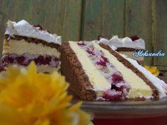 Torte Recepti, Kolaci I Torte, Baking Recipes, Cake Recipes, Dessert Recipes, Desserts, Posne Torte, Torte Cake, Croatian Recipes