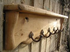 farm house style cupboard shelf by seagirl and magpie | notonthehighstreet.com
