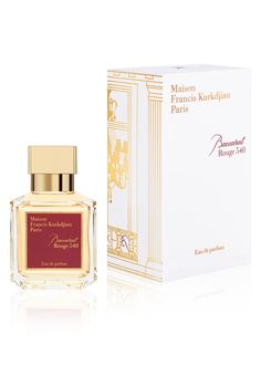 Buy Maison Francis Kurkdjian Baccarat Rouge 540 Eau de Parfum, from our Women's Fragrance range at John Lewis & Partners. Free Delivery on orders over Pink Perfume, Perfume Bottles, Bergdorf Goodman, Deodorant, Giorgio Armani, John Lewis, Perfume Lady Million, Perfume Display, Francis Kurkdjian