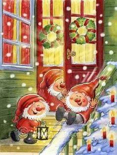 Christmas Cottage Corner's photo.