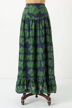 Sarah's Threads: Maxi skirts
