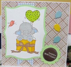 Handmade Children's Card