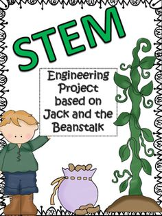 STEM: Based on Fairy TalesSTEM: Jack and the BeanstalkStudents will love this…