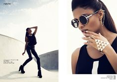 SKATEPARK - Fashion Editorial by Oliver Meyer