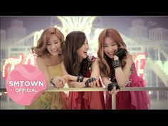 GIRLS' GENERATION-TTS_TWINKLE_Music Video - YouTube