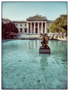 Le palais de justice - Marseille