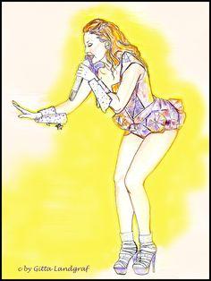 Kylie Minogue, Poster Prints, Canvas Prints, Princess Zelda, Fictional Characters, Art, Art Background, Photo Canvas Prints, Kunst