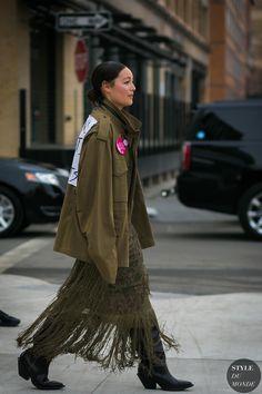 Rachael Wang by STYLEDUMONDE Street Style Fashion Photography