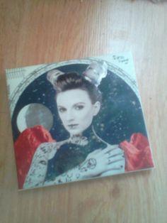 Moja płyta Sarsy rah !