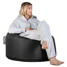 Bean Bag Chair, Balcony, Furniture, Collection, Fashion, Moda, Fashion Styles, Beanbag Chair, Balconies