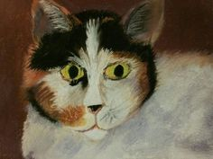 Calico Cat by VickilynnCritters on Etsy