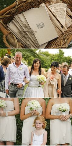 Iraak, Victoria Wedding with lovely DIY details - style me pretty