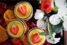 Vegan Lemon Desserts, Paleo Dessert, Dessert Pots, Passionfruit Recipes, Passion Fruit Juice, Yogurt And Granola, Food Website, Raw Vegan, Vegan Gluten Free
