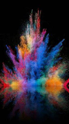 Color Blast Most Popular Wallpaper for Android Smoke Wallpaper, Phone Screen Wallpaper, Apple Wallpaper, Cellphone Wallpaper, Cool Wallpaper, Mobile Wallpaper, Wallpaper Lockscreen, Black Wallpaper, Flower Wallpaper