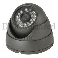 Vandal Proof Dome : CMDM055 Vandal Proof 700 TV Lines Nightvision Dome Camera