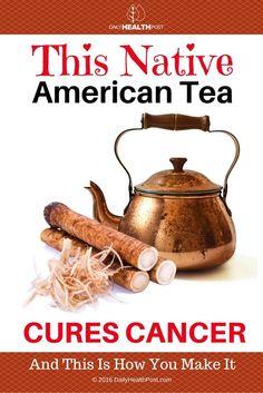 It's called Essiac tea.