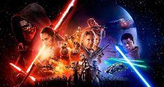 Star Wars O Despertar da Força bate recordes de estreia