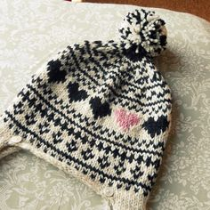 Ravelry: Cheery Scrap Cap pattern by Kate Oates