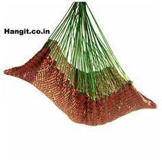 Click here to @buyswings http://ift.tt/2gRR69p #swing #hammock #hammockswing #outdoor #garden #organic #cotton #rope #handcrafted #handicraft #handwoven #homegarden #homefurnitrue #homeandfurniture