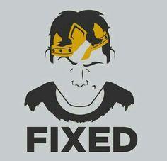 Fixed!