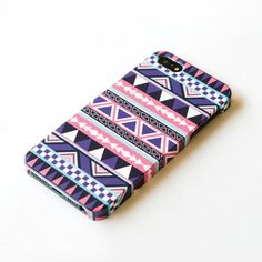 Tribal Aztec Geometric iphone 5 case  iphone 4 case by IsolateCase, $24.00