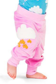 pants with raining heart Organic Baby, Thats Not My, Pajama Pants, Pajamas, Rain, Bodysuit, Heart, Flowers, Fashion