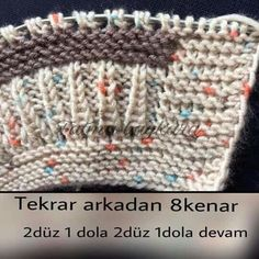 Diy Crafts - This post was discovered by fa Crochet For Kids, Diy Crochet, Crochet Hats, Baby Cardigan, Diy Photo, Baby Sweaters, Kids And Parenting, Baby Knitting, Knitting Patterns