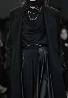 "Outfit for a Bolton bannerman "" Rodarte, Fall 2013 "" Couture Fashion, Runway Fashion, Fashion Outfits, Womens Fashion, Fashion Tips, Fashion Fashion, Ladies Fashion, Fashion Boots, Dark Fashion"