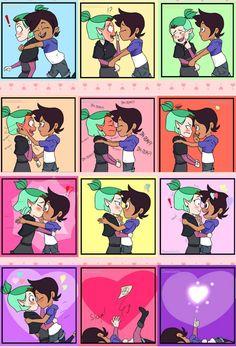 Cartoon Video Games, Cartoon Art, Little Miss Perfect, A Hat In Time, House Drawing, Cute Anime Pics, Cute Comics, Owl House, Cute Gay
