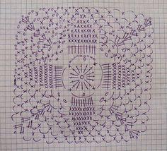 Inspirações de Croche com Any Lucy: Colete2