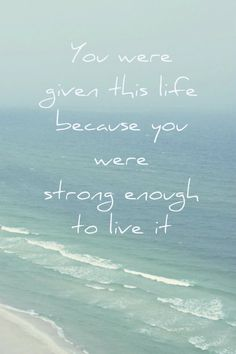 This says it all! My life is worth living! It's Thanksgiving 2014 this is what I've been needing to hear all day!