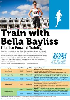 Train with Bella Bayliss