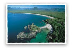 Clayoquot Sound resort