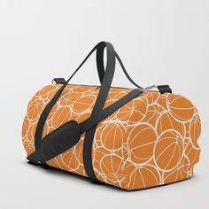 Buy Hoop Dreams Duffle Bag by grandeduc. Worldwide shipping available at Society6.com. Just one of millions of high quality products available.