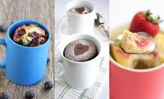 Helemaal hot in de Verenigde Staten: mug cake. In het Nederlands vertaald: cake in een mok. Met deze negen heerlijke mug cake recepten maak je ze eenvoudig zelf.