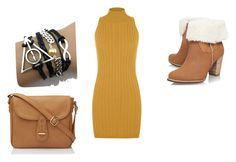 """Day in town- NY style"" by shannonridge on Polyvore featuring WearAll and UGG Australia"