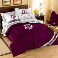 Texas A&M Bedding Set