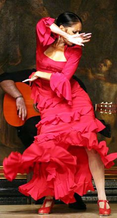 Flamenco.  Corral de la Moreria
