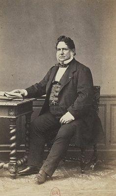 Lucien Arman, constructeur de navires, philanthrope et défenseur des intérêts  maritimes de Bordeaux.