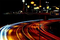E4:an by night by Wonder Mike, via Flickr