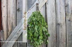 Birke + Wacholder Reisig für Sauna ca. 45-50 cm lang