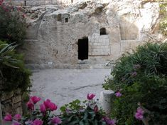 the Empty tomb, Israel