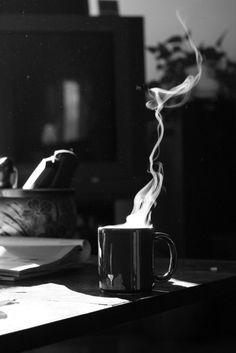 coffee.. #blackandwhite