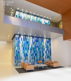 Firm: Paul Housberg and Perkins+Will. Project: Water Walk, Spaulding Rehabilitation Hospital. Photography by Paul Housberg.