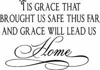 Grace, amazing grace