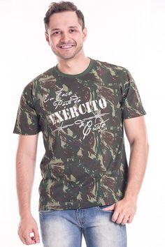 Foto principal de Camiseta - Exército de Cristo